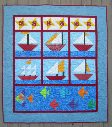 Free Quilt Patterns - Quilt in a Day Quilting Fabric